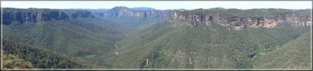 Blue Mountains (zum Vergrößern bitte Anklicken)