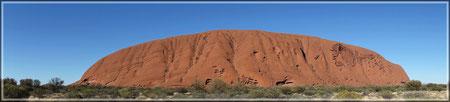 Ayers Rock (zum Vergrößern bitte Anklicken)