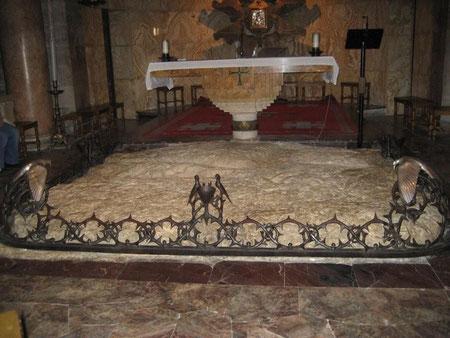 Basílica de la Agonía. Jerusalén