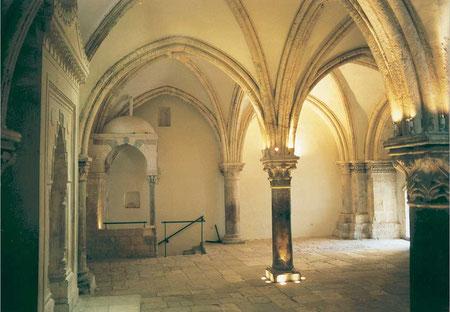 Cenáculo de Jerusalén.