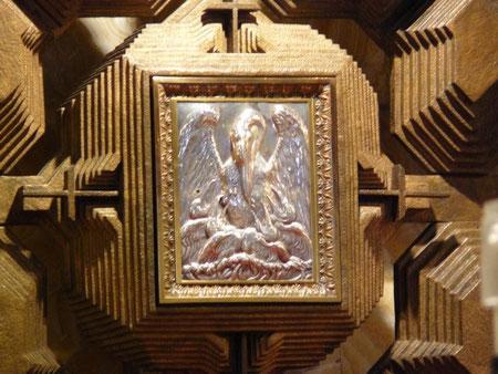 Sagrario de la Basílica de la Agonía. Jerusalén