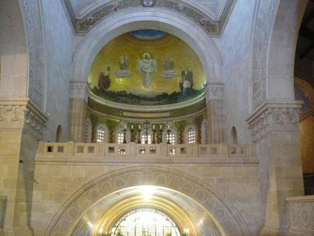 Basílica del Monte Tabor.