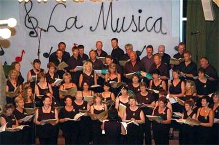 Konzert - ways of music - 2007