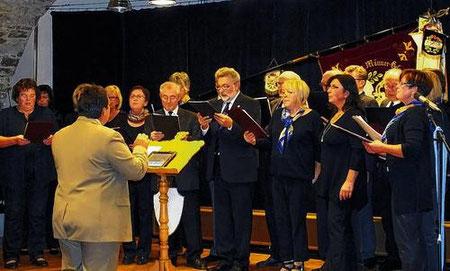 150-jähriges Vereinsjubiläum - Leitung: Martin Willun - 2012