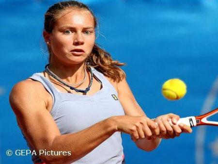 Letzte Schweizer Siegerin: Stefanie Vögele (2007)