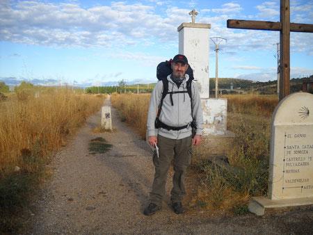 Camino hacia Murias de Rechivaldo