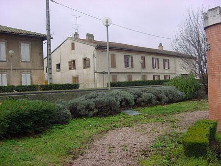 Maisons Toulousaines RN 20, aujourd'hui.