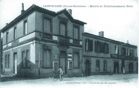 La Mairie, 1870.