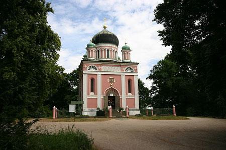 アレクサンドル・ネフスキー記念教会