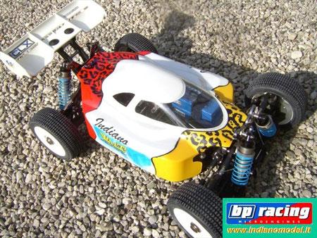 Indiano veste MBX5 elettrica di Davide Cargnello