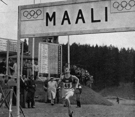 1952 Helsinki: Lauri Vilkko (FIN)
