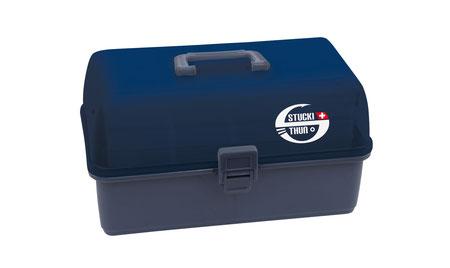 Angelgerätekasten - Fischerbox