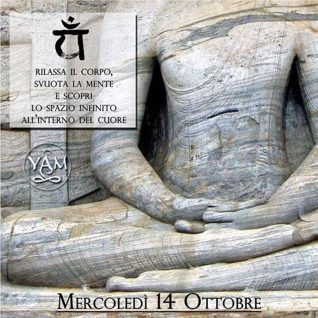 Corso di Meditazione Torino Carmagnola