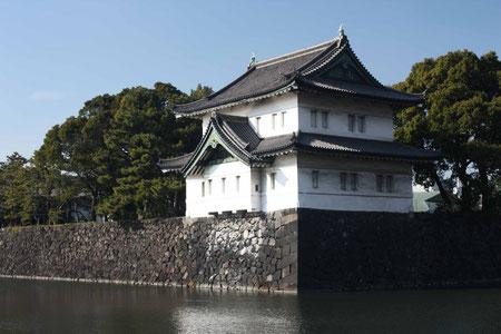 Gebäude am Kaiserpalast