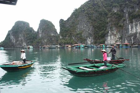 Zu Besuch im Fishing Village