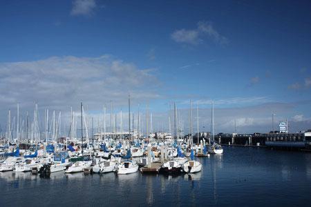 Monterey Fisherman`s Wharf