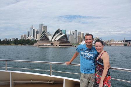 Mit der Captain Cook auf Brunch-Cruise durch Sydneys Hafen