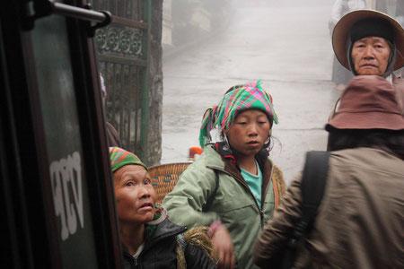 Black Hmong - unsere stetigen Begleiter