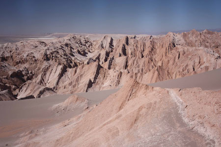 Das Valle de la Luna