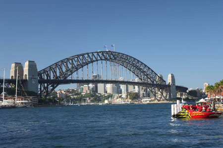 Die Harbour Bridge