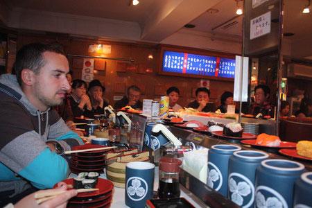 Lecker Sushi!