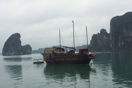 Die Ha-Long-Bay