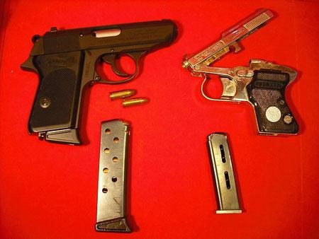 007ジェームズ・ボンド JAMES BOND, アタッシュケース,walther,PPK,BERETTA M1919