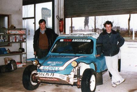 Photo prise chez Jean-Pierre RIVET - Garage à NANCRAS
