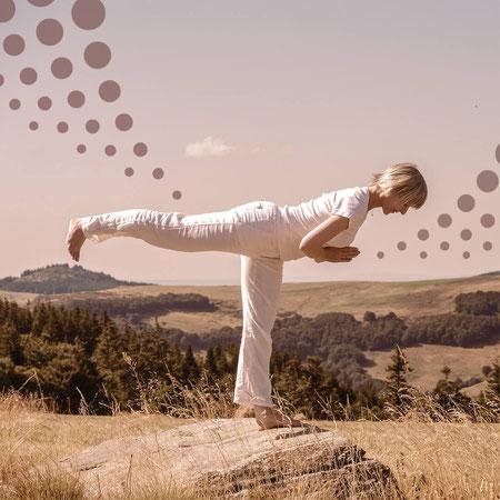 Joanne Rollier - enseigne le Yoga - Déplacement en entreprise