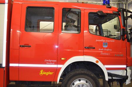 Wobig, Mike - Feuerwehranwärter