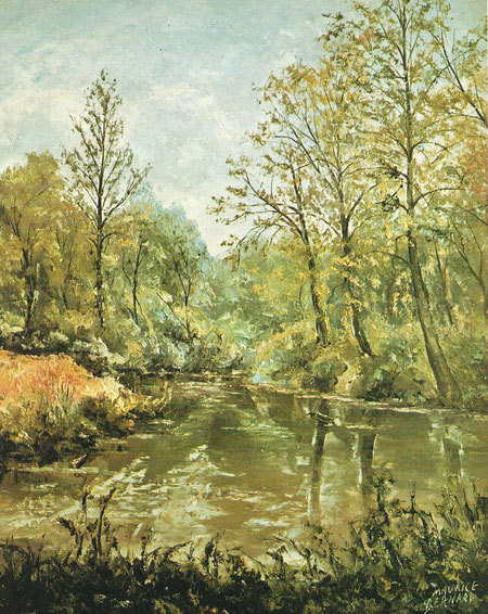 Peinture de Maurice Bernard