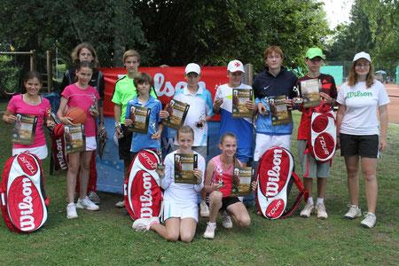 Sieger/innen - Odenwald Cup in Viernheim -