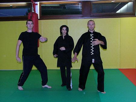 2008 de gauche à droite-Guillaume-Cindy-Franck
