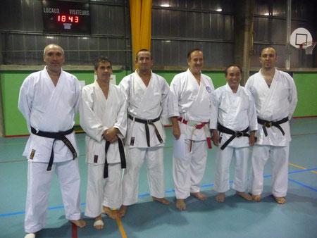 30 ème STAGE DES PROFS A SARREBOURG-10-11-2012