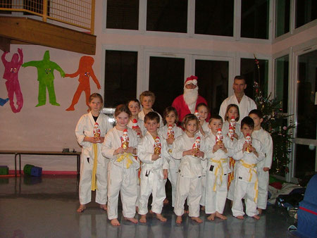 section curienne noel 2006