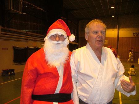 Décembre 2004 - Le Pére Noël - Henri