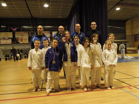 1ere rencontre inter sections 12-2013
