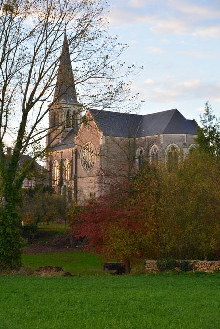 Eglise Chambellay
