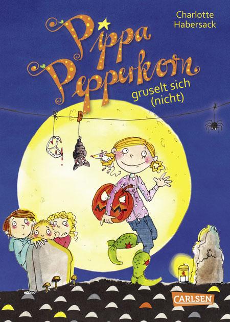 Pippa Pepperkorn gruselt sich (nicht) 08|2017 CARLSEN