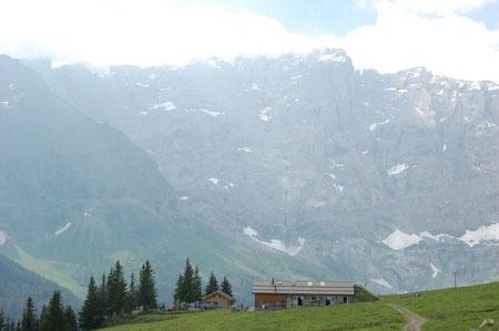 Bergstation Sittlisalp
