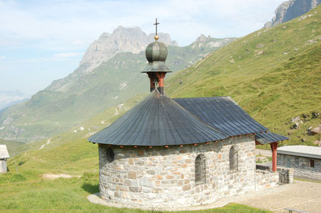 Klausenpasskapelle