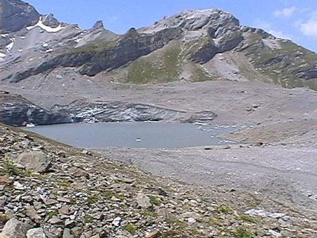 Gletschersee Clariden