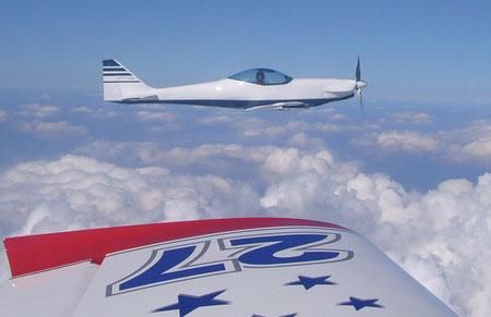 Über den Wolken ist die Freiheit wirklich grenzenlos - nur fliegen ist schöner !