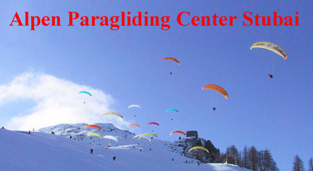 Alpen Paragliding Center Stubai