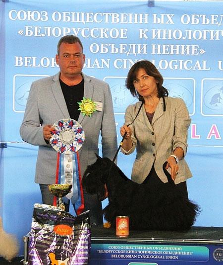 Эксперт в Бесте Кирилл Барбосов (Россия). Фото - Ольга Кислякова