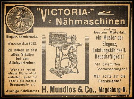 1897 Advertisement