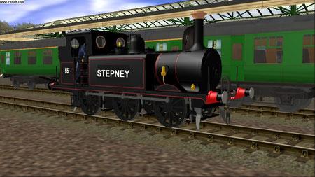 """Terrier #55 """"Stepney"""" (Black)"""