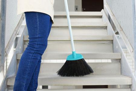Treppenhausreinigung Hausmeisterservice