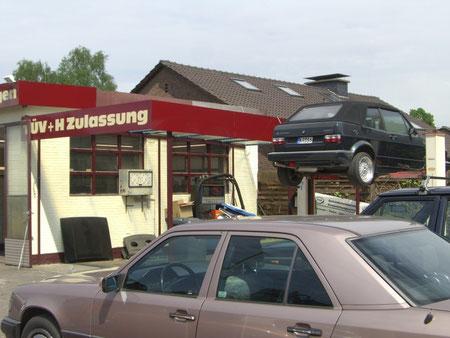 Autoreparatur Autobörse Fischeln Krefeld
