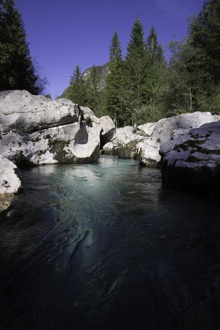 soca river slovenia soca slowenien